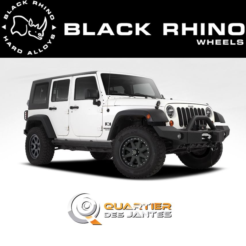 jeep wrangler black rhino blackrhino imperial jante jantes wheel wheels rim rims. Black Bedroom Furniture Sets. Home Design Ideas