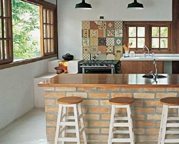 Photo of Casa Rústica: +55 Modellini per canto Costruito o decorato