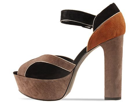 $100 Dolce Vita Babette in Grey Suede at Solestruck.com
