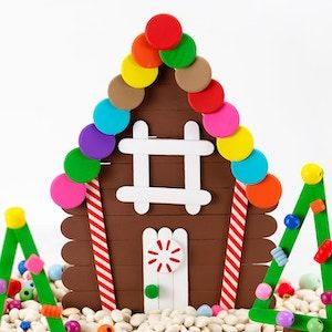 100 Christmas Crafts for Kids