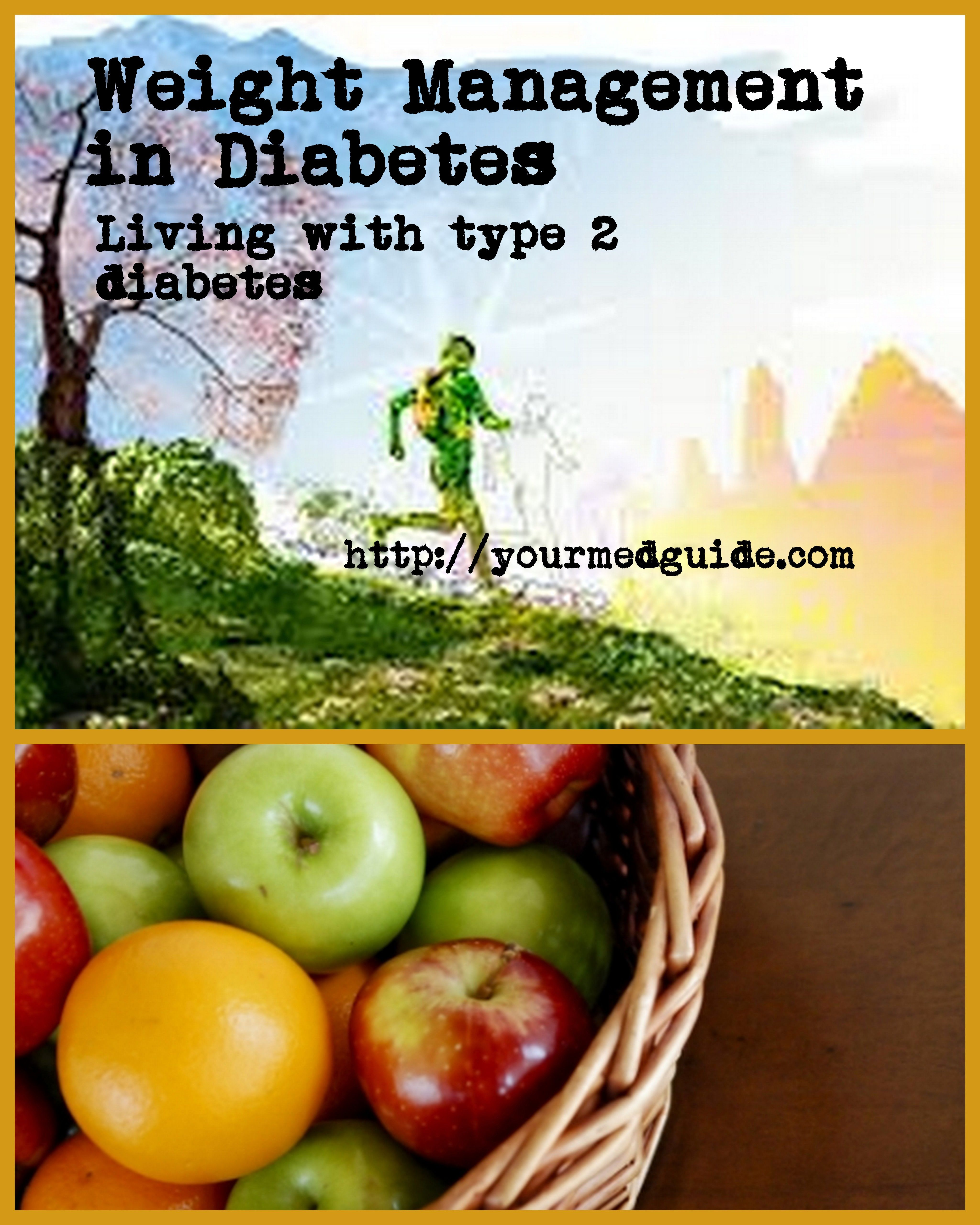 The Benefits of Weight Management in Diabetes - Be Healthy, Be Happy
