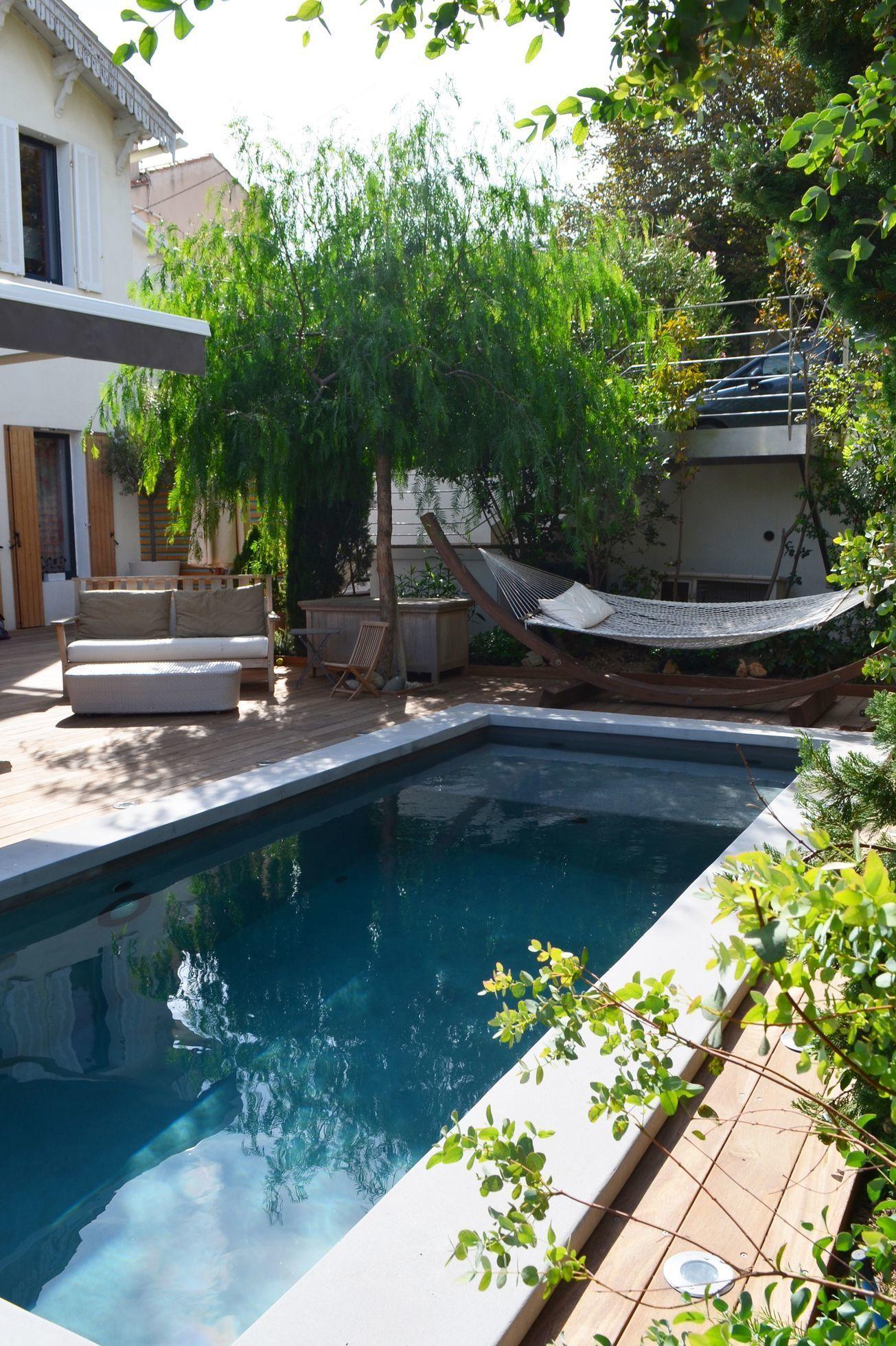 Prix Piscine Aquilus Mini Water piscine : créer un coin piscine agréable   petite piscine
