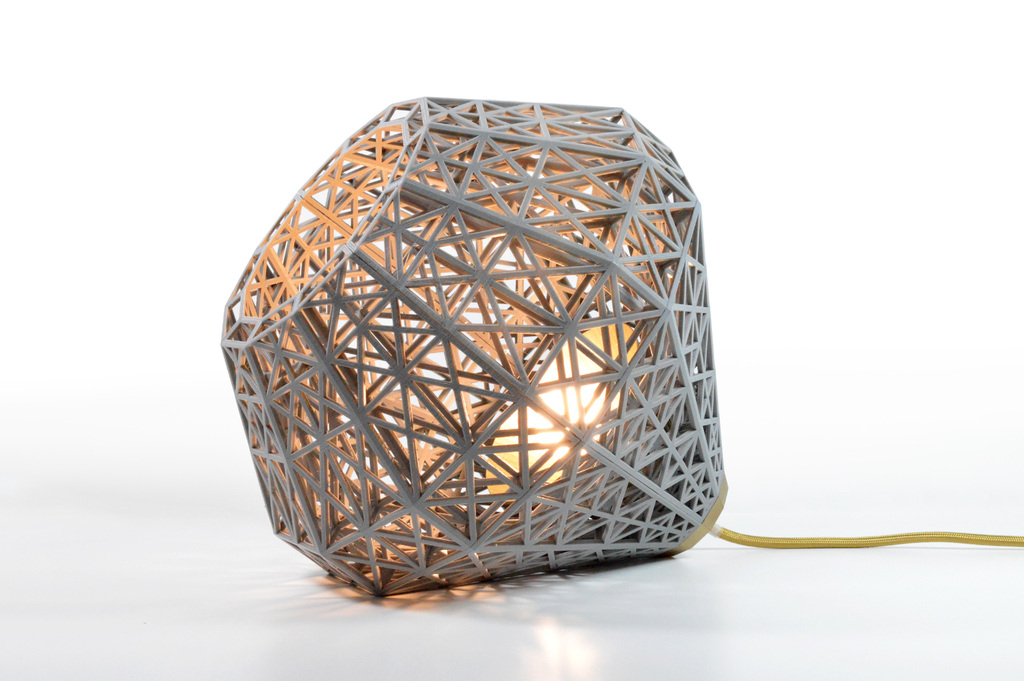 Paris Lamp By Lefabshop Lamp 3d Printing 3dprinting Design