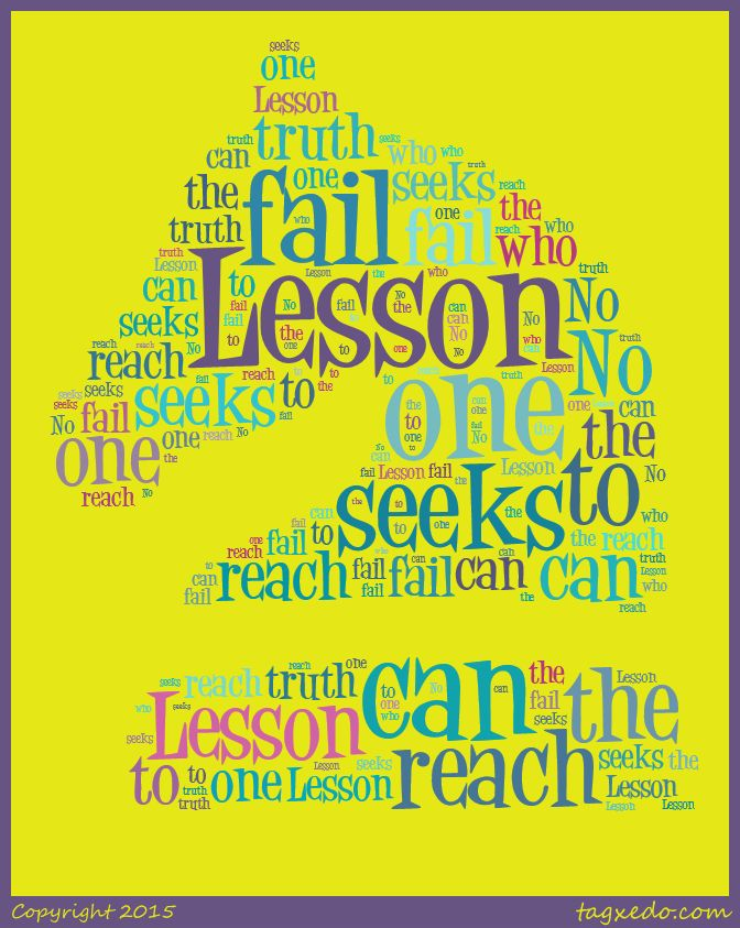 Lesson 131 No One Can Fail Who Seeks To Reach The Truth Course