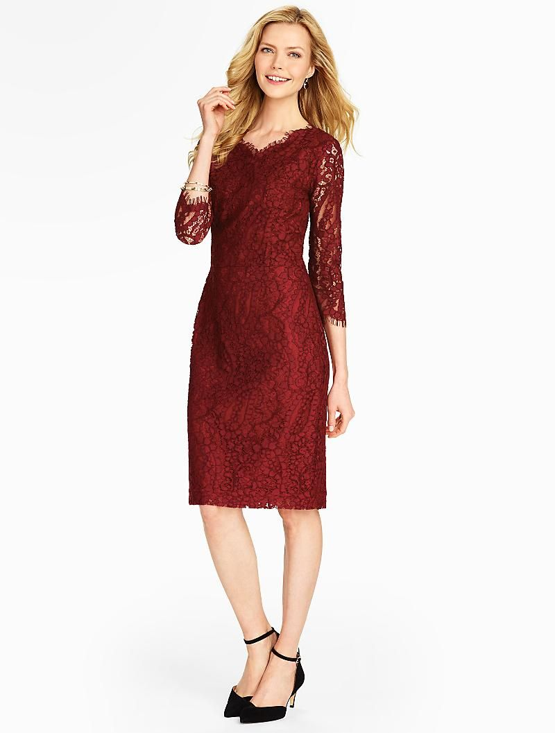 Talbots paisley lace sheath dresses not your average talbots paisley lace sheath dresses ombrellifo Gallery