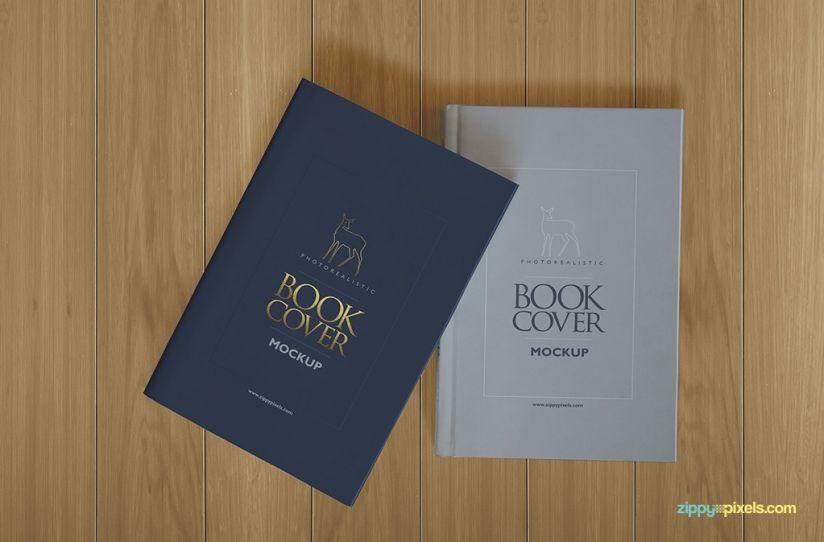 14 Realistic Hardcover Book Mockups Zippypixels Book Cover Mockup Hardcover Book Book Cover