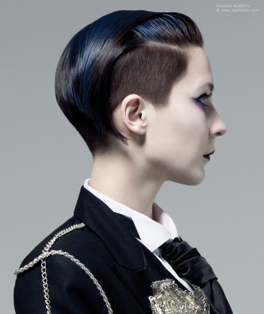 Image Result For Androgynous Hairstyles Undercut Eurydice Hair