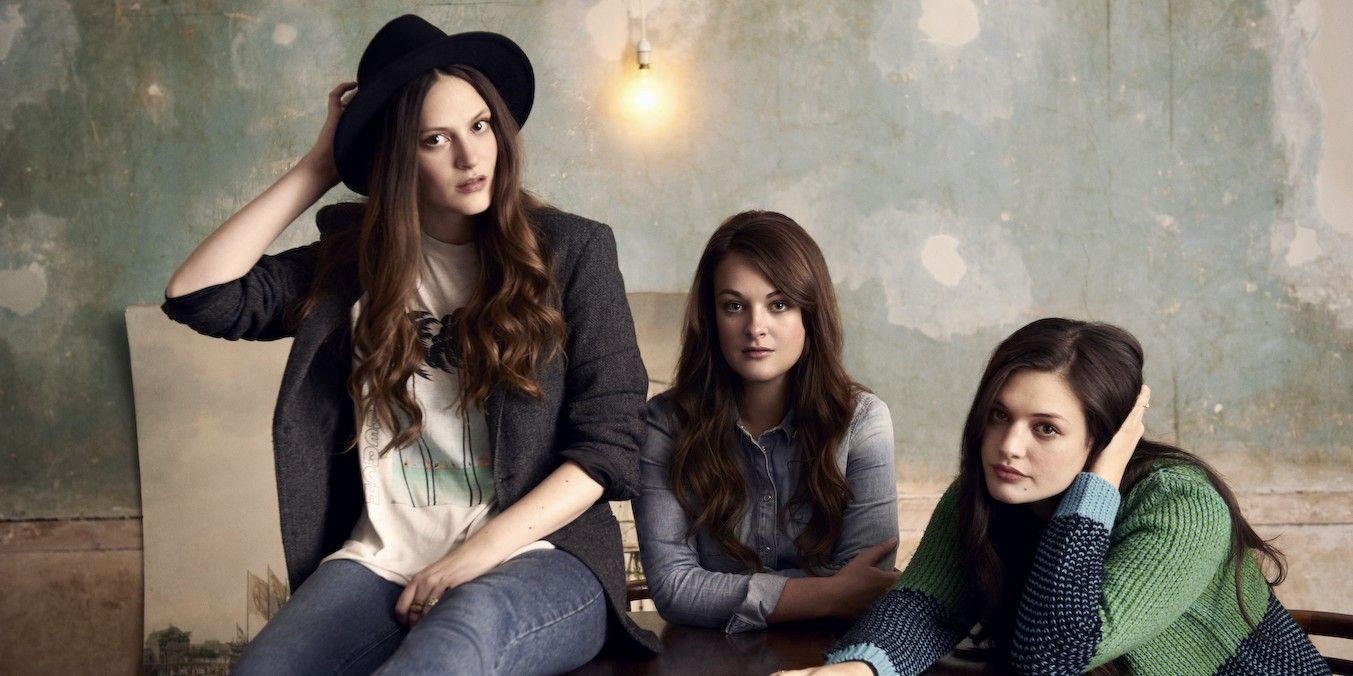 The Staves. Isn't their style to die for?
