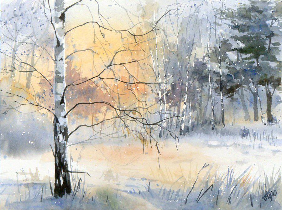 Winter 2 by ~mashami on deviantART