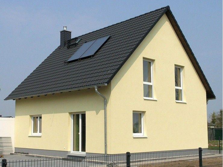 Hausbau satteldach  Lisa - #Einfamilienhaus von HOGAF Hausbau GmbH | HausXXL ...