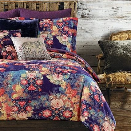 linge de lit me to you FLEUR coming this spring! Our newest bedding designs make me giddy  linge de lit me to you