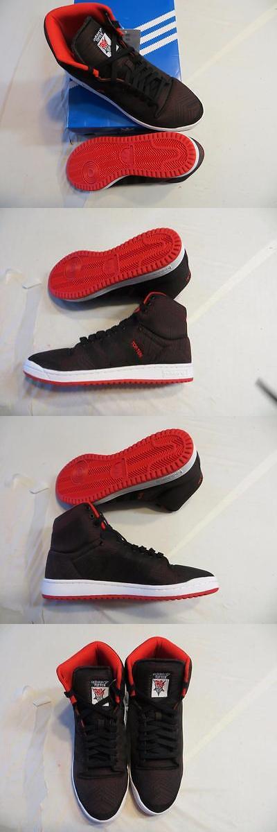 cheap for discount 40bb2 98ec2 Mixed Items and Lots 63850 Adidas Top Ten Hi Woven (Q16168) Men S