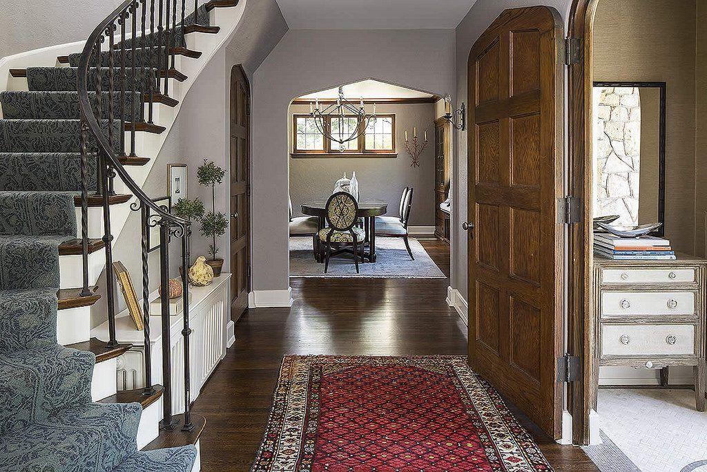 Lake Harriet Tudor Remodel Minneapolis Mn Erotas Custom Building Interior Design Interior Home