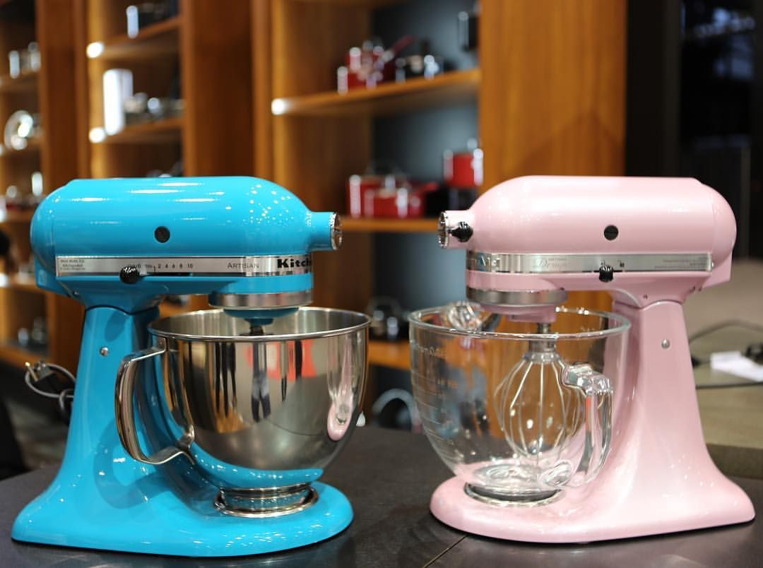 Küchenmixer Kitchenaid ~ Grand prize is a kitchenaid artisan quart stand mixer worth