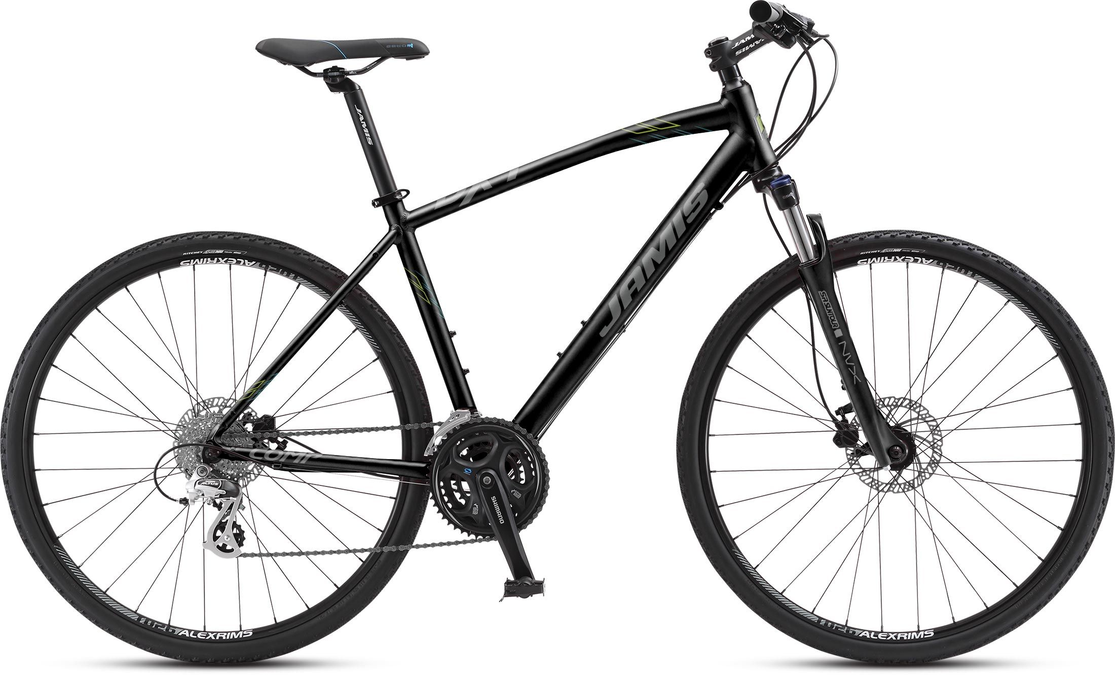 Jamis Dxt Comp Hybrid Bike Commuter Bicycle Cool Bikes