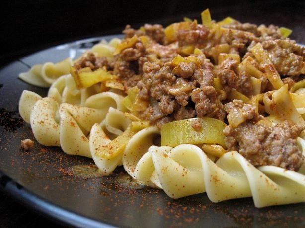 Rikki S Beef And Leeks Recipe Food Com Recipe Leek Recipes Recipes Leeks