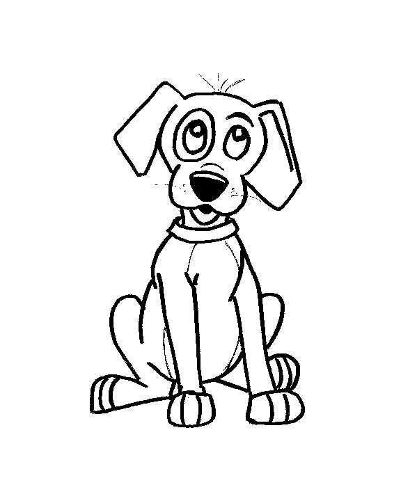 Imagenes De Perro Para Imprimir Buscar Con Google Dibujos De Perros Paginas Para Colorear Dibujos De Animales