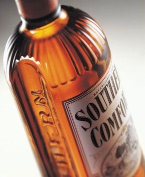 Southern Comfort Is A Bourbon Whiskey Based Fruit And Spice Liqueur