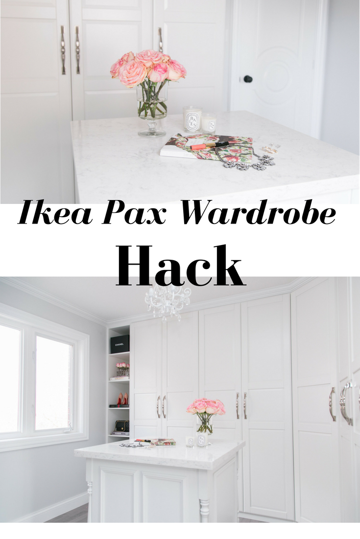 my closets beautiful walk to and in pax create dream closet hack wardrobe reveal pin ikea a