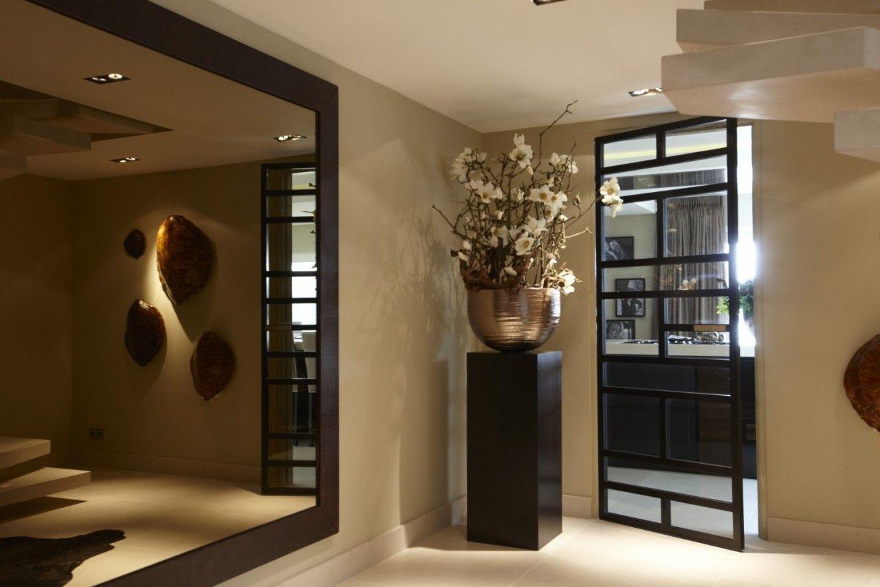 Grote Spiegel Hal : Gang grote spiegel hallway pinterest huis interieur