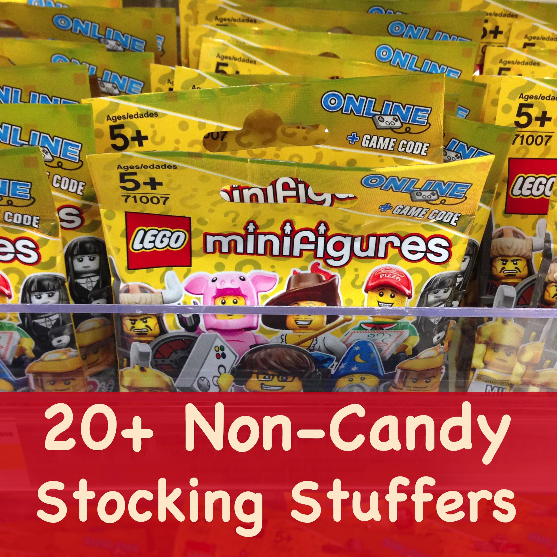 30+ NonCandy Stocking Stuffer Ideas Stocking stuffers