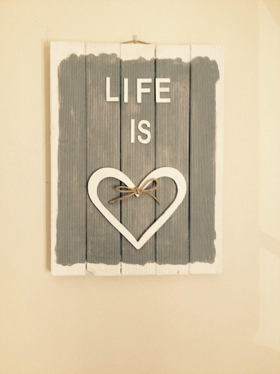 la vida es amor