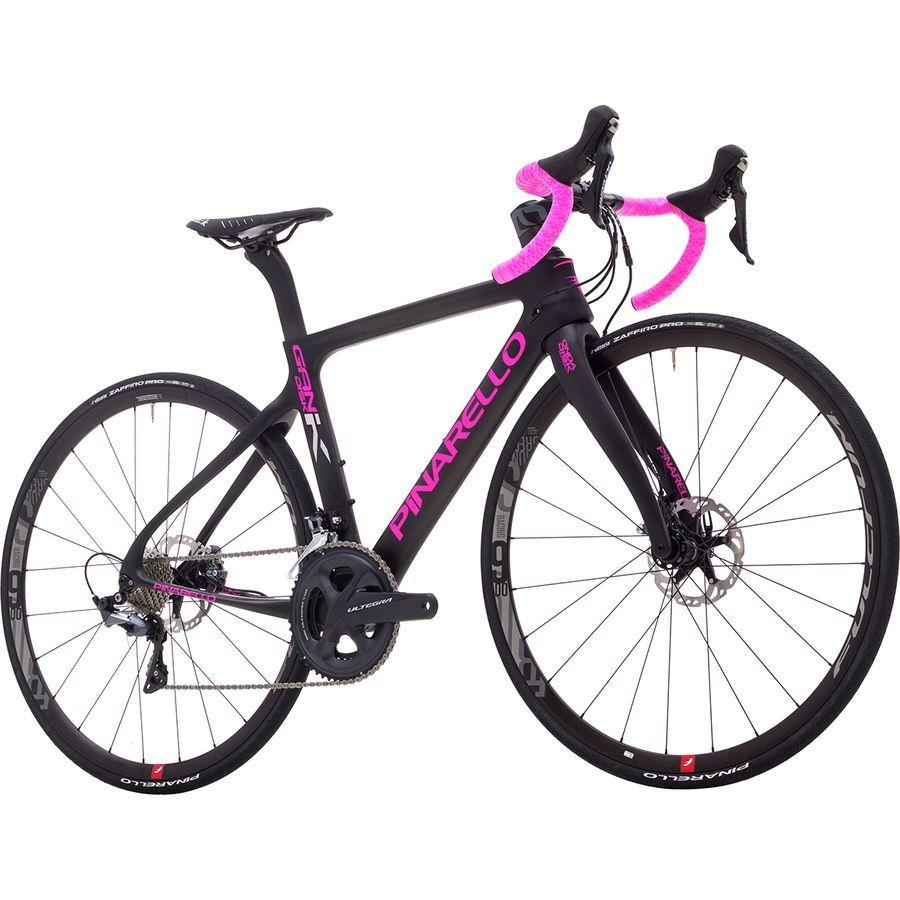 Pinarello Gan K Disk Ultegra Complete Road Bike 746 Black With