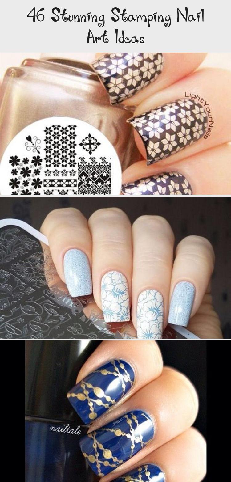 50+ Nail art stamping kit ideas information