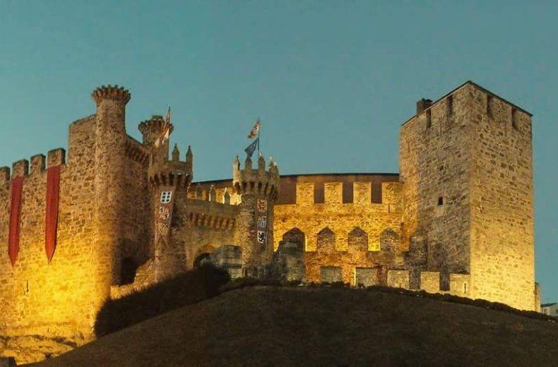 Masterchef rueda este martes en el castillo de los Templarios - EL BIERZO DIGITAL