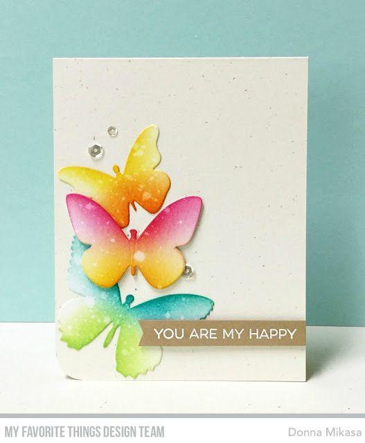 Flutter of Butterflies - Solid Die-namics, Essential