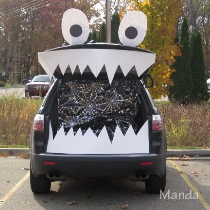 Trunk Or Treat Decorating Ideas | Trunk-Or-Treat | Mandau0027s Mommy Mayhem : trunk r treat decorating ideas - www.pureclipart.com
