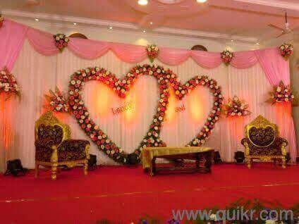 Image Result For Marriage Stage Decorations Elevation Balloon