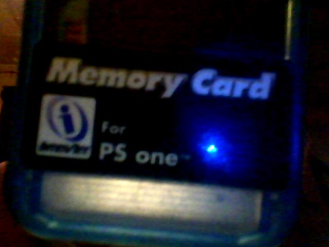 Memory Card for PS one Memory cards, Memories, Cards