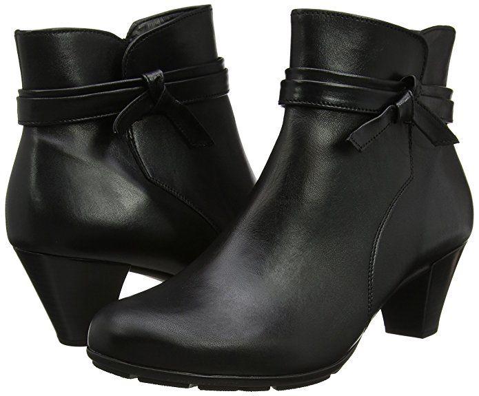 3e19b0de01c6 Gabor Damen Basic Stiefel  Amazon.de  Schuhe   Handtaschen   Schuhe ...