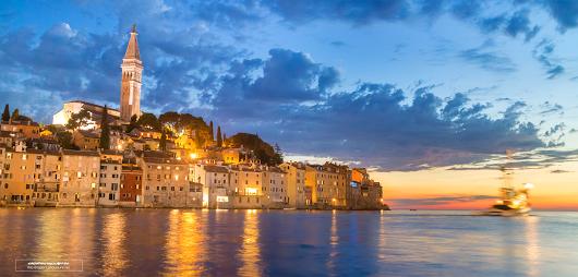 ROVINJ | Die romantischste Stadt Kroatiens | • Foto: © kasto | Photodune.net | #Istrien #Rovinj #Rovigno #Romantik #Foto #kroexklusiv