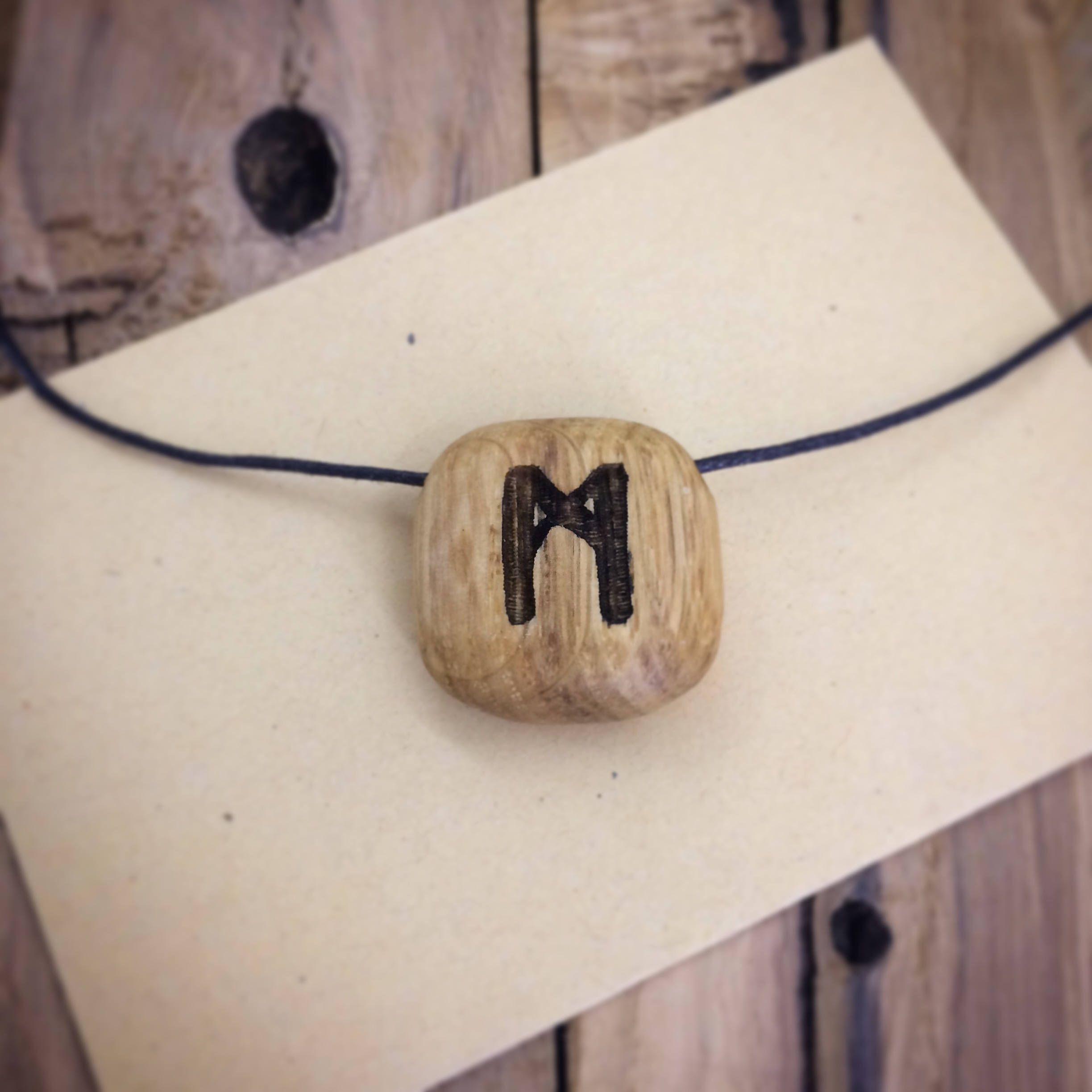simple jewellery necklace bone carving necklaces pendant and carved pendants htm pagan bead wood rowan