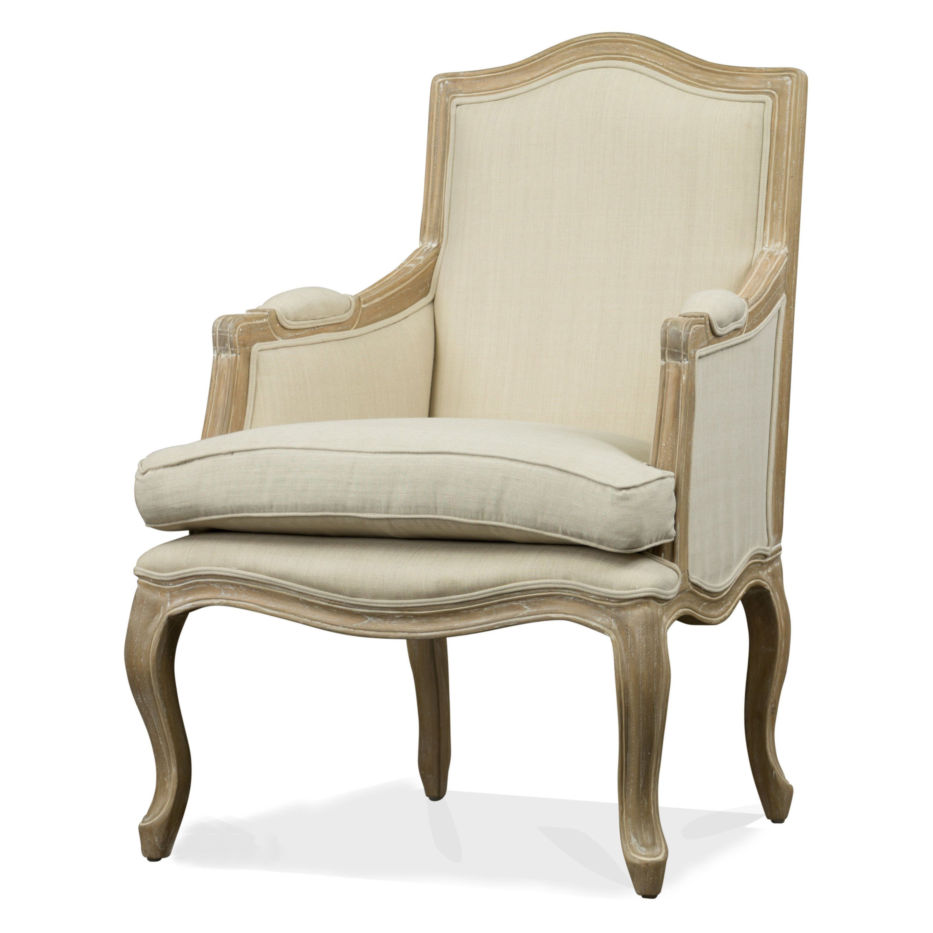 Baxton Studio Nivernais French Accent Chair - ASS288MI CG4 ...