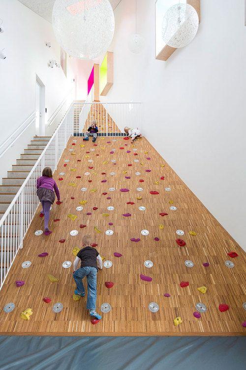Children's culture house ama'r by Dorte Mandrup Arkitekter