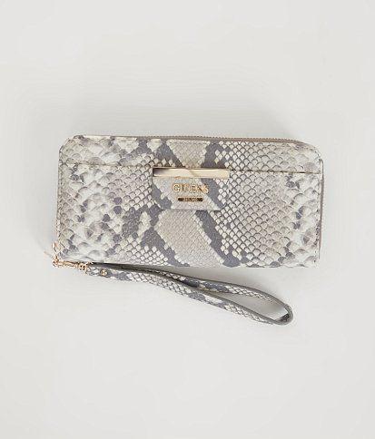 Diminuire tintura Chiedere informazioni  Guess Bobbi Wallet - Women's Bags   Buckle   Wallets for women, Women's  accessories, Buckle