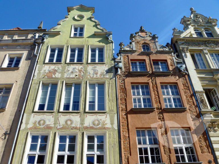 Danzig Die goldene Stadt an der polnischen Ostsee