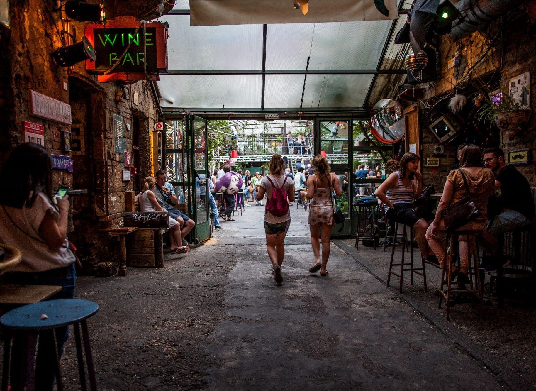 The World S Most Hipster Neighborhoods The Neighbourhood Budapest Public Space