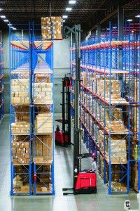 Ways to store product in your warehouse