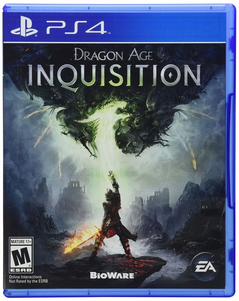 Dragon Age Inquisition PlayStation 4 PS4 Strategy & Role