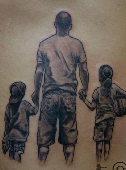 https://flic.kr/p/BFWZoA | Portrait Tattoo | portrait tattoo, portret tattoos, portrait tattoo designs | www.popo-shoes.nl