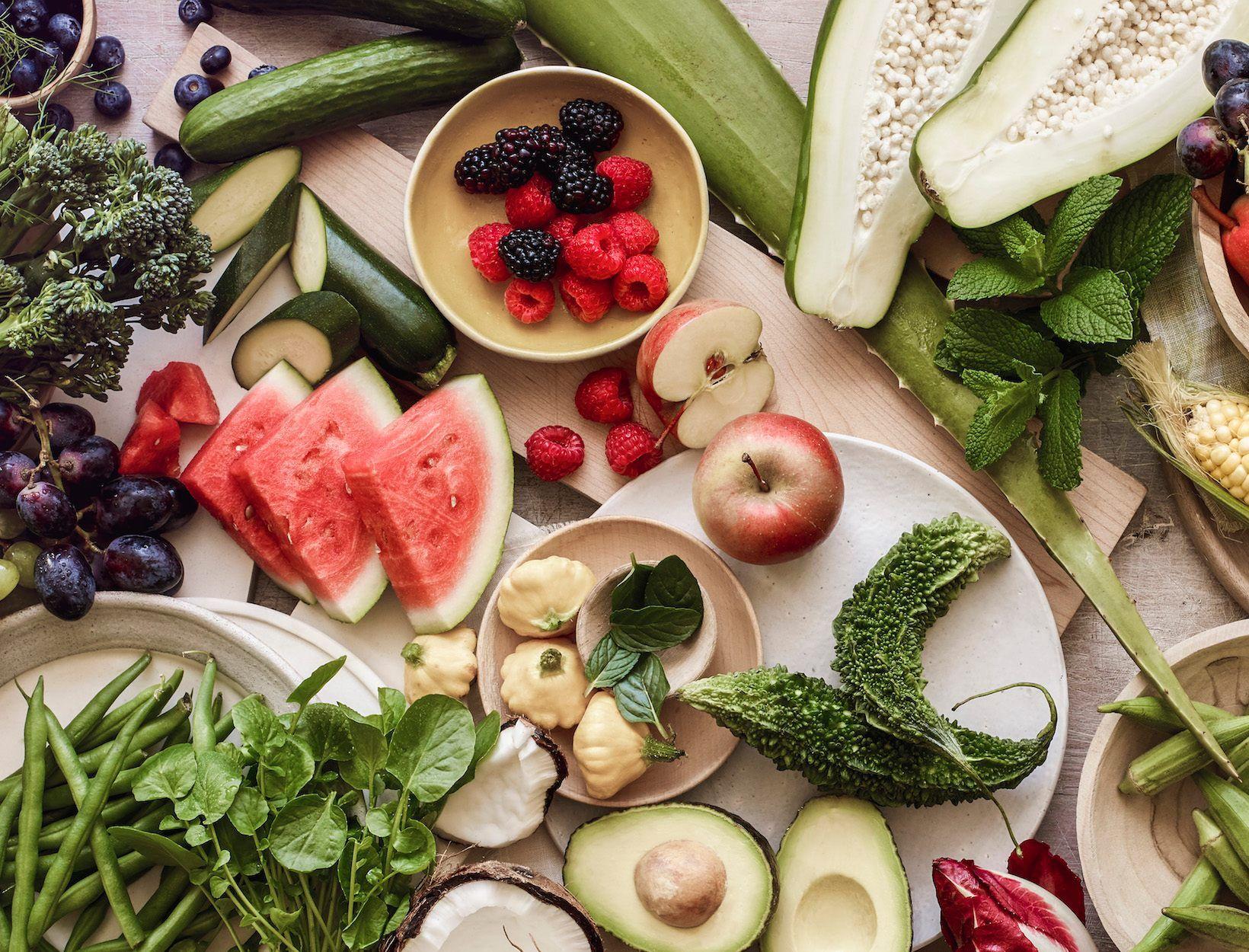 Рецепты Растительной Диеты. Цельная растительная диета – лучшая из вегетарианских, или еще одна модная концепция?
