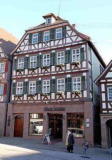 Geburtshaus Karlsruhe