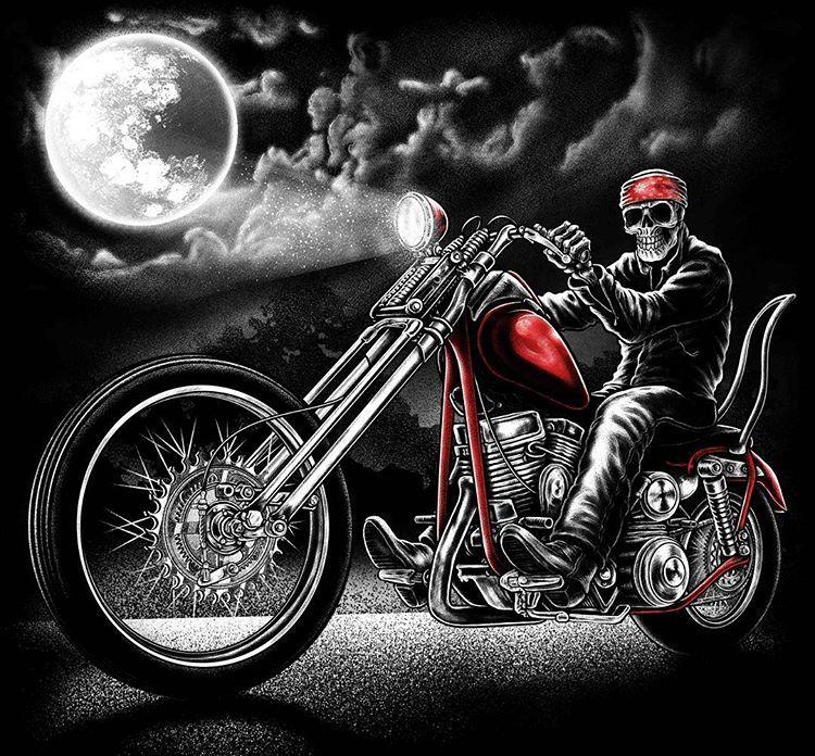 Artwork For Sale Info Detail Email Me Orbus Ds13 Gmail Com Illustration Artwork Sk Tatuajes De Motocicletas Arte Bicicleta Motos Tatuajes