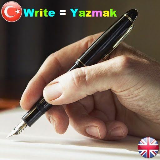write yazmak okunusu wirayt fiilin ikinci hali wrote ucuncu hali written words trans hali yazma
