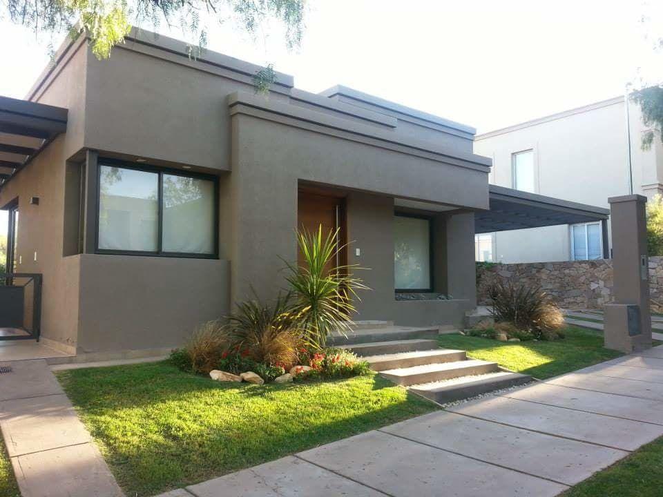 Vivienda unifamiliar casas unifamiliares de estilo por - Fachadas viviendas unifamiliares ...