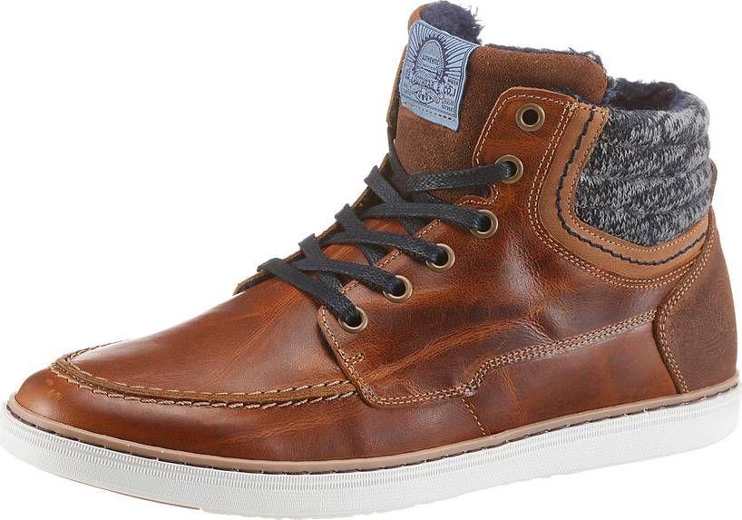 Sneaker Boots Schnür Boots von BULLBOXER. | BEAMIE | Mens